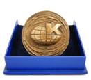 """Medal """"Targbud"""" '01 – Katowice za wentylator dachowy WDc"""