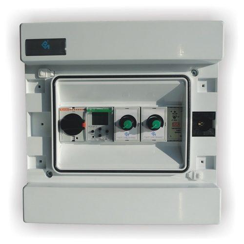 Układy sterowania automatycznego